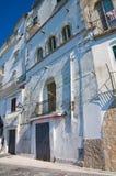 Castle of Rodi Garganico. Puglia. Italy. Stock Photo