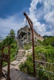 Castle in Romania Royalty Free Stock Photo