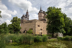 Castle romrod hessen germany Stock Photo