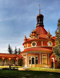 Castle Rondel, Czech Landmark Royalty Free Stock Photography