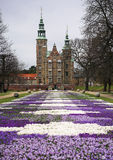 Castle - Rosenborg Stock Photo