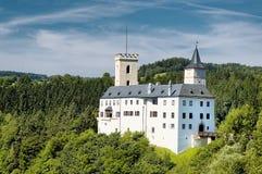 Castle Rozmberk (Rosenberg) Stock Image