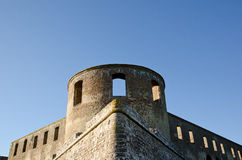Castle ruin Royalty Free Stock Image