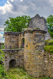 Castle Ruin Altenstein Stock Photo