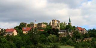 Castle Ruin Altenstein Royalty Free Stock Image