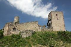 Castle Ruin Brandenburg Stock Photos