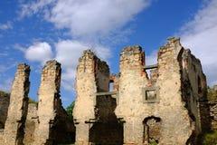 Castle ruin Royalty Free Stock Photo