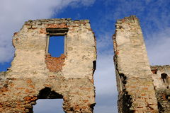 Castle ruin Royalty Free Stock Photography