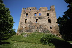 Castle ruines Stock Photos