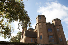 Castle ruins Stock Images