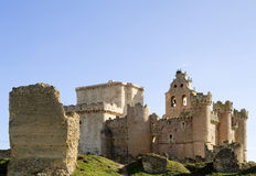 Castle Ruins Royalty Free Stock Photo
