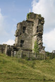 Castle ruins Stock Photo