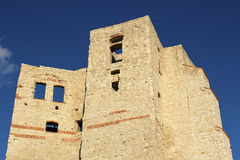Castle ruins in Kazimierz Dolny, Poland Stock Photo