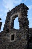 Castle ruins Nevitsky Royalty Free Stock Photo