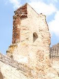 Castle ruins Royalty Free Stock Photography