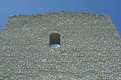 Castle Ruins Orphan castle Stock Image