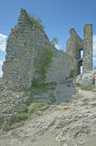 Castle Ruins Orphan castle Royalty Free Stock Images