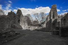 Castle Ruins Stock Image