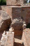 Castle ruins, Venice, Poland Stock Photos
