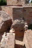Castle ruins, Venice, Poland Stock Photos