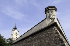 Castle of Rzeszow. Royalty Free Stock Photo