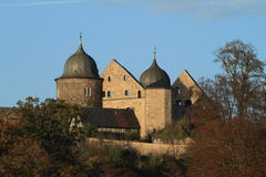 Castle Sababurg in Germany Royalty Free Stock Photos