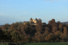 Castle Sababurg in Germany Royalty Free Stock Images