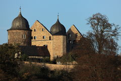 Castle Sababurg in Germany Stock Photo