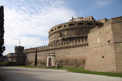Castle Saint Angelo Royalty Free Stock Image
