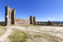 Castle of Saint Bernard Stock Photography