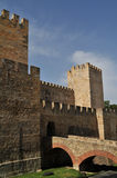 Castle of Saint George Stock Image
