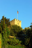 Castle of Saint George, Lisbon, Portugal Stock Image
