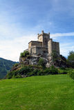 Castle of Saint Pierre Stock Photo