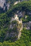 Castle of Salorno Stock Photos
