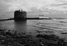 Castle of San Cristobal, Las Palmas de Gran Canaria stock photography