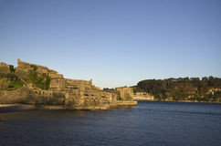Castle of San Felipe Stock Photo