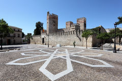 Castle of San Marcos, Spain Royalty Free Stock Photos