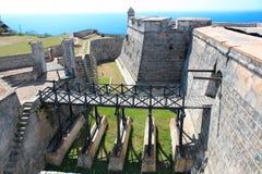 Castle San Pedro de la Roca del Morro, Santiago Royalty Free Stock Photos