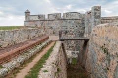 Castle San Pedro de la Roca del Morro, Santiago de Cuba, Cu. Ba stock photo