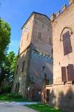 Castle of San Secondo Parmense. Emilia-Romagna. Italy. Stock Photography