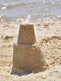 castle sand Стоковое Изображение RF