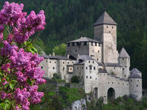 Castle Sand in Taufers Stock Photo