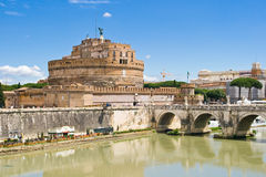 Castle Sant Angelo Royalty Free Stock Image