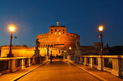 Castle of Sant Angelo Royalty Free Stock Photography