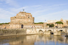 Castle Sant Angelo Royalty Free Stock Photos