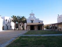 Castle of Santa Catalina in Cadiz Royalty Free Stock Image