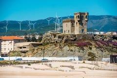 Castle Santa Catalina in Tarifa Stock Photography