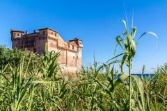The Castle of Santa Severa, near Rome, Italy royalty free stock images