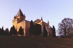 Castle Santamaria Orlea, Hateg, Romania Royalty Free Stock Image
