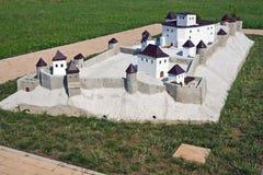 Castle Saris Stock Images